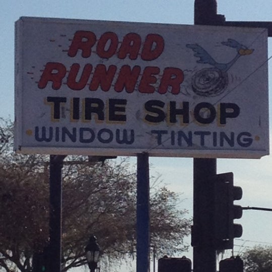 RoadrunnerTireShop