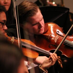 The Phoenix Youth Symphony Orchestra